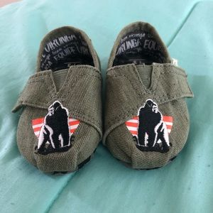 Toddler Boy Gorilla Tiny Toms